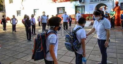 La Nación / Movilización docente: desde mañana estudiantes volverán a clases