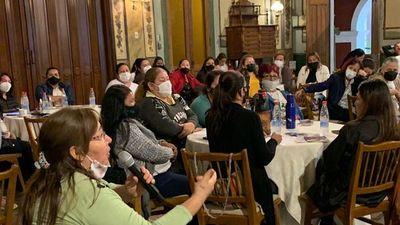 Trabajadoras domésticas exigen control del cumplimiento de ley