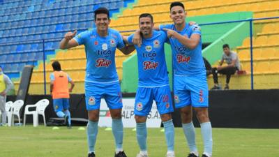 Resumen del partido Deportivo Capiatá 0-4 Resistencia