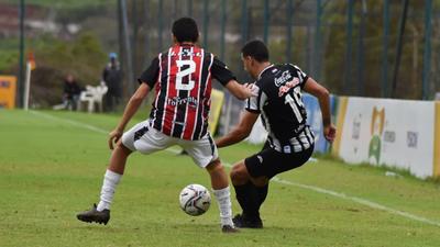 Resumen del partido Deportivo Santaní 1-1 Tacuary