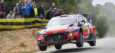 Neuville ganó el Rally de España y Ogier sigue líder del campeonato