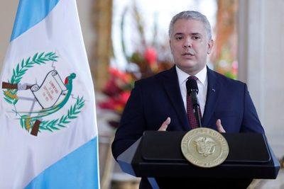 Duque viaja a Brasil con la agenda centrada en la reactivación de la economía