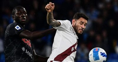 'Tonny' Sanabria, titular en la caída del Torino ante el Napoli