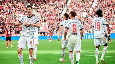El Bayern destroza al Leverkusen y es líder solitario