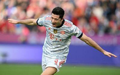 Bayern golea al Leverkusen y da otro golpe de autoridad en la Bundesliga