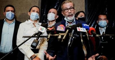 Gobierno de Maduro establece prioridades y suspende su participación en la mesa de diálogo con la oposición en México tras l