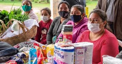 La Nación / Harán feria de emprendedoras y mostrarán resultados del Programa Abrazo
