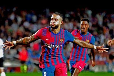 Barcelona logra un gran triunfo ante Valencia