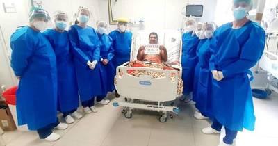 La Nación / COVID-19: un fallecido y 41 internados, confirma Salud Pública