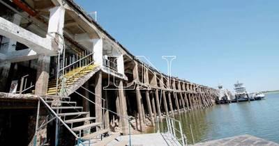 La Nación / Lluvias beneficiaron nivel del río, mejora el panorama, pero no se asegura sostenibilidad