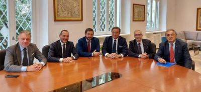 Proyectan evento de sostenibilidad y cooperación entre Italia y Paraguay