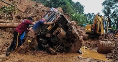 La Nación / Al menos 25 personas mueren en inundaciones en India