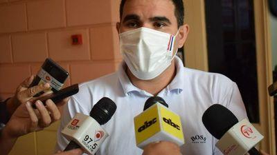 El intendente electo de Villarrica pide instalar  su equipo