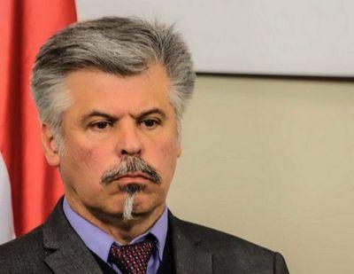 Actual ministro del Interior no ejecuta un millonario crédito para seguridad