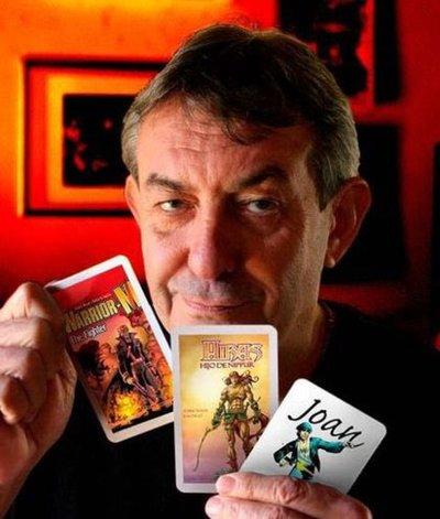 Fallleció Robin Wood, el escritor paraguayo más leído de todos los tiempos