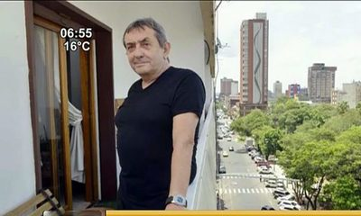 Falleció el escritor y guionista paraguayo Robin Wood