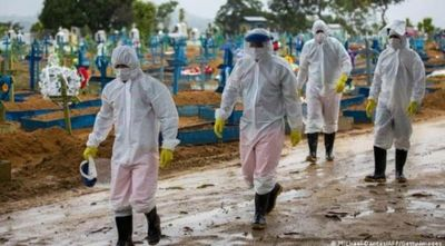 Brasil registra 15.239 nuevos casos y 570 muertes por coronavirus