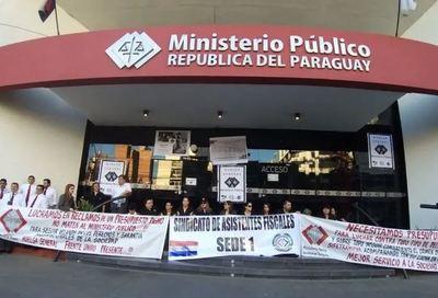 Funcionarios del Ministerio Público podrían ir a huelga ante los recortes presupuestarios