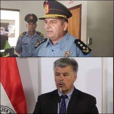 Ministro del Interior y Comandante de la Policía convocados por el Congreso ante inseguridad interna del país