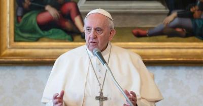 """Francisco y su llamado a los poderosos: """"Que cesen las agresiones, bloqueos y sanciones"""""""