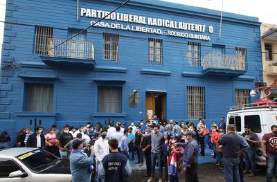 El PLRA celebra 130° aniversario de la gesta revolucionaria del 18 de octubre