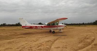 La Nación / Robo de avioneta en Loma Plata es investigado por la Fiscalía