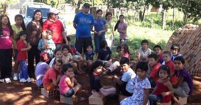Las actividades solidarias se multiplican en San Lorenzo