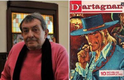 Ha muerto Robin Wood, leyenda del cómic latinoamericano