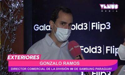 Samsung Paraguay presenta los smartphones plegables más resistentes: Galaxy Z Fold3 y Z Flip3