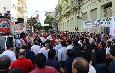 Se cuece huelga de funcionarios del Ministerio Público por recortes presupuestarios