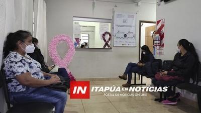 SOLO SE HACEN 10 MAMOGRAFÍAS POR DÍA DE LUNES A MIÉRCOLES / Itapúa Noticias