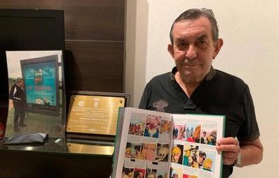 Fallece guionista paraguayo de renombre mundial, Robin Wood