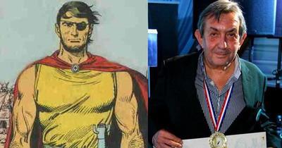 El adiós a un grande del comic, Robin Wood