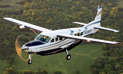 Denuncian robo de avioneta en el Chaco