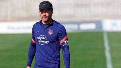 "Diego Simeone: ""Ver jugar al Liverpool da placer"""