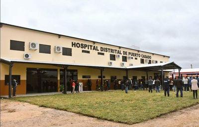 """Contratación de médicos especialistas sin anestesiólogos es una """"solución parche"""" en hospital de Puerto Casado"""
