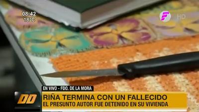 Joven muere apuñalado tras festejos del PLRA en Fernando de la Mora