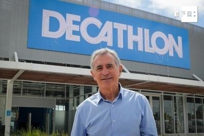 """Una inversión millonaria lleva a Decathlon a Uruguay para """"democratizar deporte"""""""