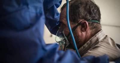 La Nación / El sistema sanitario de Siria está colapsado por el COVID-19