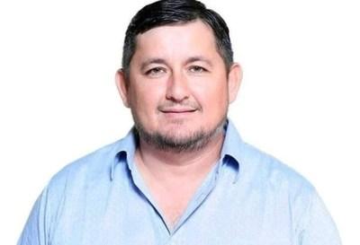 Milciades Olmedo es el intendente electo de Liberación