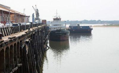 En menos de dos semanas, lluvias aumentan nivel del río Paraguay en más de un metro