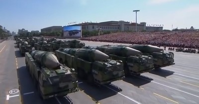 Medio británico asegura que China probó en agosto un misil hipersónico en órbita
