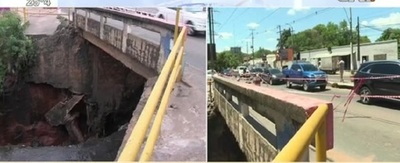 Puente de Lambaré seguirá clausurado