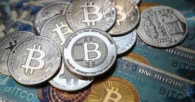 La Nación / Bitcoin se dispara y se acerca a su máximo histórico