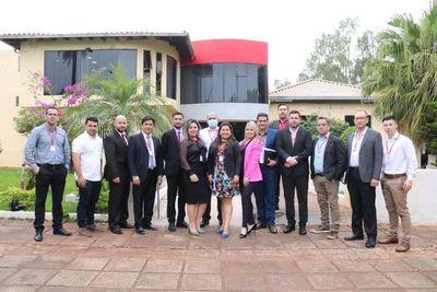 Equipo de transición se instala en la Municipalidad de Salto del Guairá
