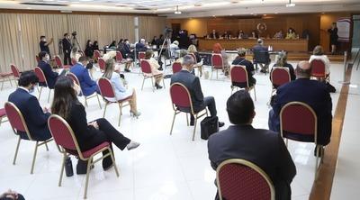Última semana de audiencia para aspirantes a ministro de la Corte
