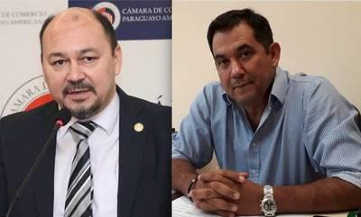 ¿Opareí? Denuncias mutuas entre senador y director de Aduanas parecen haberse olvidado