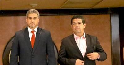 La Nación / Abdo y Velázquez deben ocuparse de la seguridad antes que de sus candidaturas, afirman