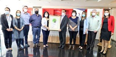 Certificación internacional otorga a Encarnación sello de destino turístico seguro