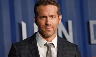 Ryan Reynolds anunció que se retirará temporalmente de la actuación